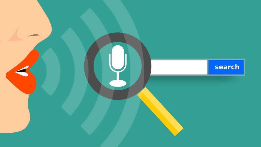 voice search SEO trends 2021
